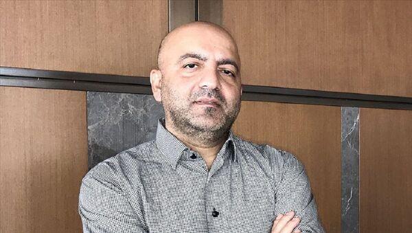 Mübariz Mansimov Gurbanoğlu - Sputnik Türkiye