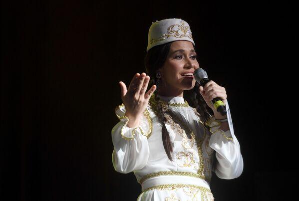Kazan'da Tataristan'ın en güzel evli kadını seçildi - Sputnik Türkiye