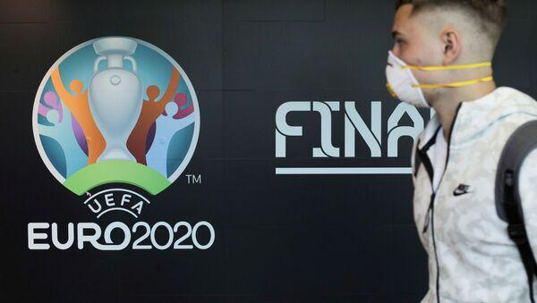 EURO 2020 koronavirüs nedeniyle bir yıl ertelendi. - Sputnik Türkiye
