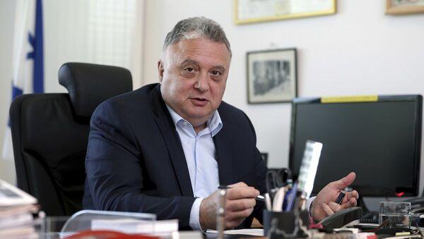 İsrail'in Berlin Büyükelçisi Jeremy Issacharoff - Sputnik Türkiye