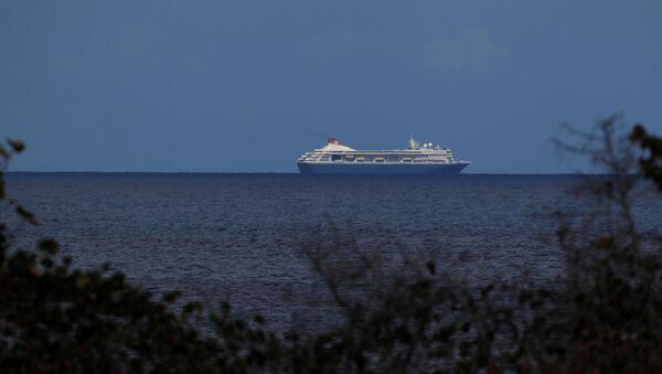 Cruise gemisi, karantina - Sputnik Türkiye