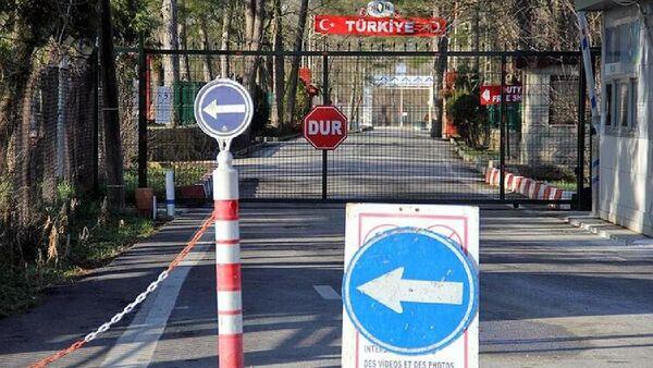 Türkiye Yunanistan sınırı - Sputnik Türkiye