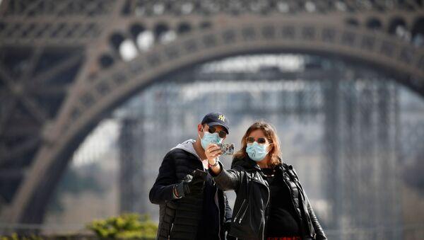 Fransa-Paris-koronavirüs - Sputnik Türkiye