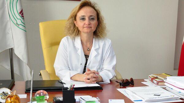 Prof. Dr. Yeşim Taşova - Sputnik Türkiye