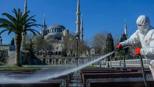 Türkiye - koronavirüs - Sputnik Türkiye
