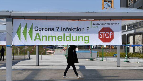 Koronavirüs - Almanya - Sputnik Türkiye