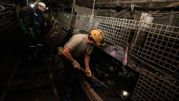 Soma, maden, madenci - Sputnik Türkiye