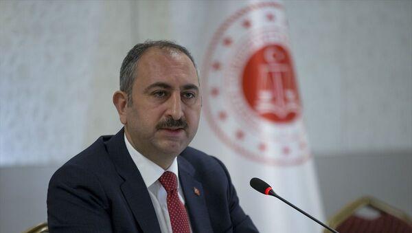 Adalet Bakanı Abdulhamit Gül, - Sputnik Türkiye