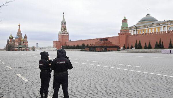 Moskova genelinde karantina  - Sputnik Türkiye