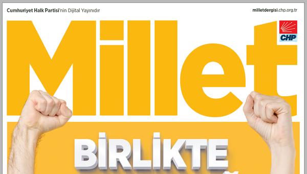 CHP'nin yeni dijital dergisi Millet - Sputnik Türkiye