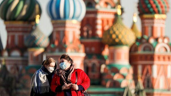 Moskova koronavirüs - Sputnik Türkiye