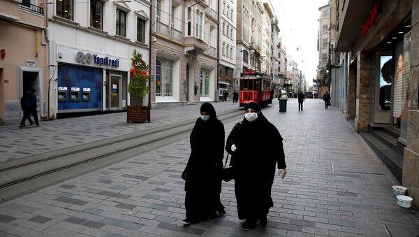 İstanbul, koronavirüs - Sputnik Türkiye