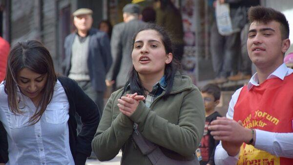 Helin Bölek - Sputnik Türkiye