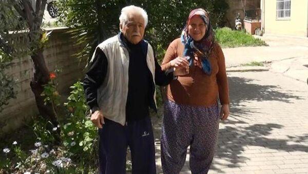 21 yıllık dini nikahlı çiftin resmi nikahı 65 yaş yasağına takıldı - Sputnik Türkiye