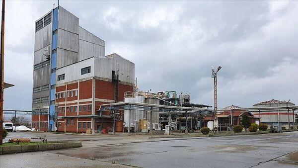 14 yıl atıl kalan etil alkol fabrikası - Sputnik Türkiye