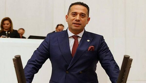 Ali Mahir Başarır - Sputnik Türkiye