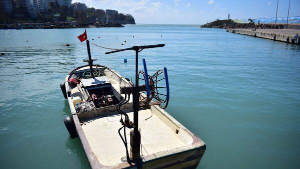 Balıkçı teknesi - Sputnik Türkiye
