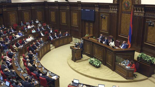 Ermenistan-parlamento - Sputnik Türkiye