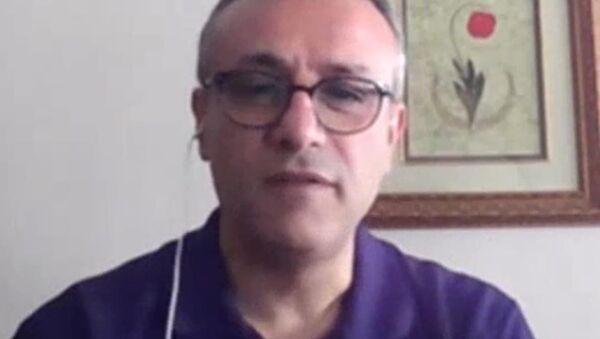 Hasan Tezer - Sputnik Türkiye