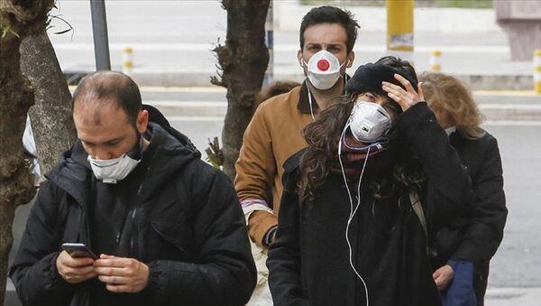 Kuzey Kıbrıs - koronavirüs - Sputnik Türkiye