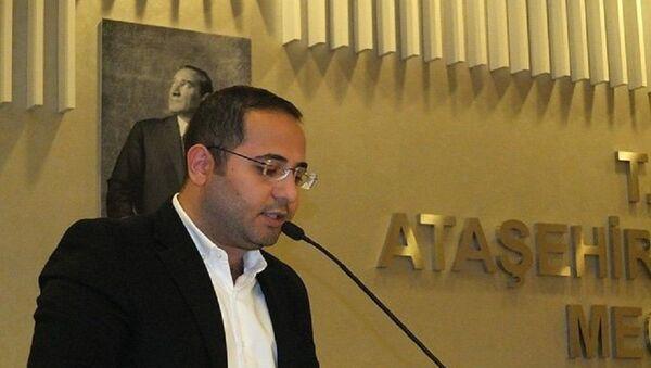 Ataşehir Belediye Meclis Üyesi Uğurcan Demir Kovid-19 nedeniyle hayatını kaybetti - Sputnik Türkiye