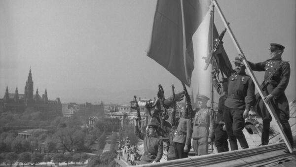 Sovyet ordusu, Viyana'nın Nazi işgalinden kurtarılışı - Sputnik Türkiye