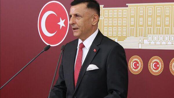 Hayati Arkaz - Sputnik Türkiye