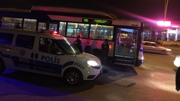 Ankara'da bir kişi koronavirüs şüphesiyle hastaneye kaldırıldı - Sputnik Türkiye