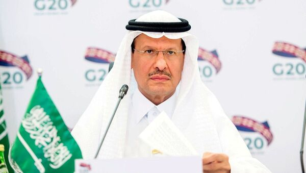 Suudi Arabistan Enerji Bakanı Abdülaziz bin Selman - Sputnik Türkiye
