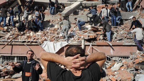 Van, deprem - Sputnik Türkiye
