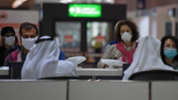 Birleşik Arap Emirlikleri-koronavirüs - Sputnik Türkiye