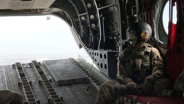 İspanya askeri - Sputnik Türkiye