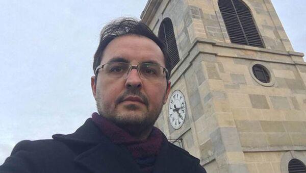 Op. Dr. Ferit Alaybeyoğlu - Sputnik Türkiye