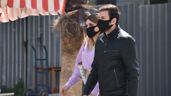 Siyah maske - Sputnik Türkiye
