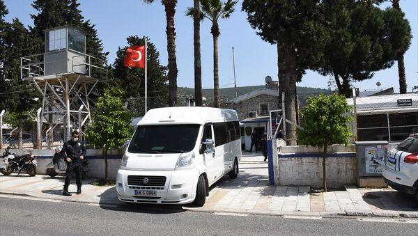 İnfaz yasası, cezaevi, tahliye - Sputnik Türkiye