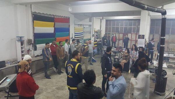 Depodaki eğlenceye 60 bin TL ceza - Sputnik Türkiye