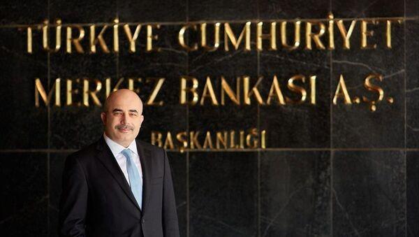 Türkiye Cumhuriyet Merkez Bankası (TCMB) Başkanı Murat Uysal - Sputnik Türkiye