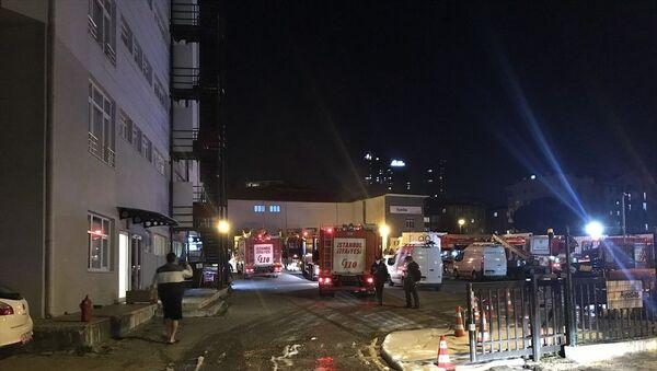 İstanbul Maltepe'de trafo merkezinde patlama - Sputnik Türkiye