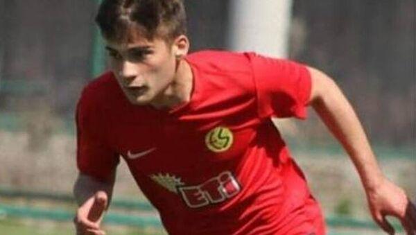 Eskişehirspor'un 20 yaşındaki futbolcusu Kaan Öztürk hayatını kaybetti - Sputnik Türkiye