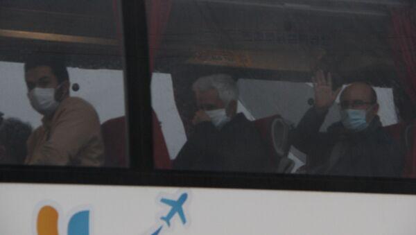 Romanya'dan gelen 89 kişi Düzce'de karantinaya alındı - Sputnik Türkiye