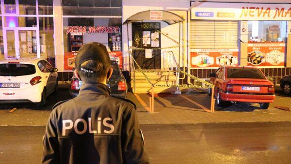 Sivas'ta bir apartman karantinaya alındı - Sputnik Türkiye