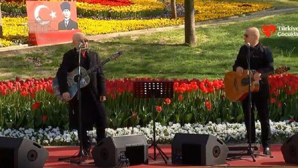 Mazhar Alanson - Fuat Güner - Sputnik Türkiye