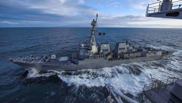 USS Kidd - Sputnik Türkiye