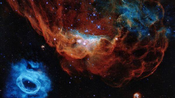 Hubble Uzay Teleskobu, 30'uncu yıl - Sputnik Türkiye