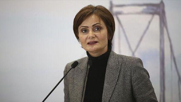 Canan Kaftancıoğlu - Sputnik Türkiye