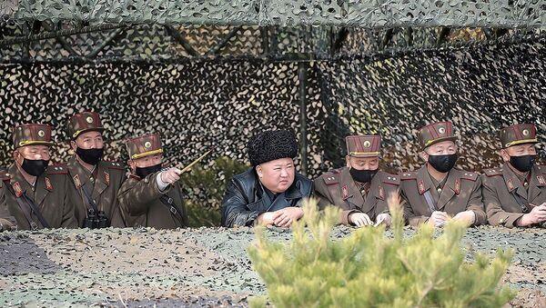 Kim Jong-un - Sputnik Türkiye