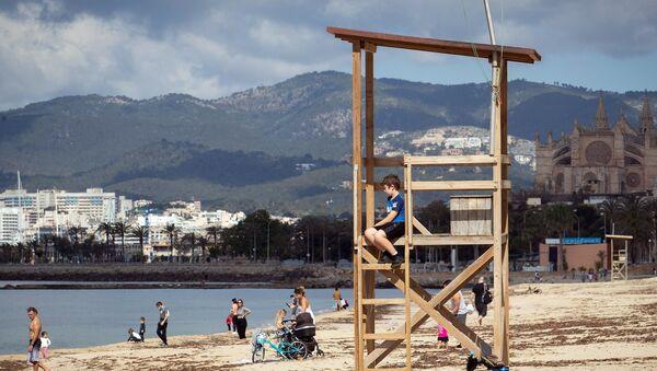 İspanya - sahil - plaj  - Sputnik Türkiye