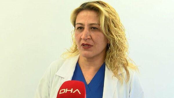 Sema Turan - Sputnik Türkiye