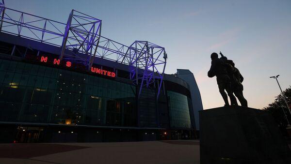 Manchester United, Old Trafford - Sputnik Türkiye
