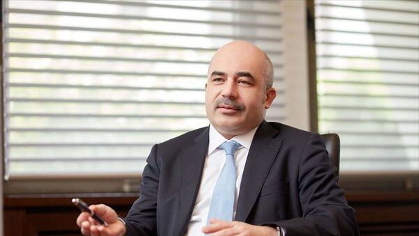 Murat Uysal - Sputnik Türkiye